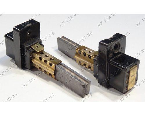 Щетки двигателя 6*11 мм в корпусе для пылесоса LG VK8828, VC73181NHAB, VC73181NRTR, VC73182UHAS