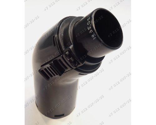 Наконечник шланга - фиттинг шланга пылесоса с защелкой (вход в шланг: наружный 51 мм внутренний 42 мм, вход в пылесос внешний 35 мм, внутренний 32 мм)
