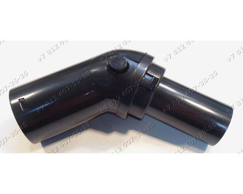 Наконечник шланга - фиттинг шланга в пылесос (вход в шланг: наружный 52 мм внутренний 42 мм, вход в пылесос внешний 38 мм, внутренний 35 мм) для пылесоса