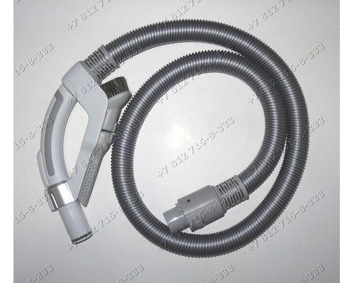 Шланг в сборе в комплекте с маленькой щеткой для пылесоса Electrolux Zanussi Z8245 910286522-00