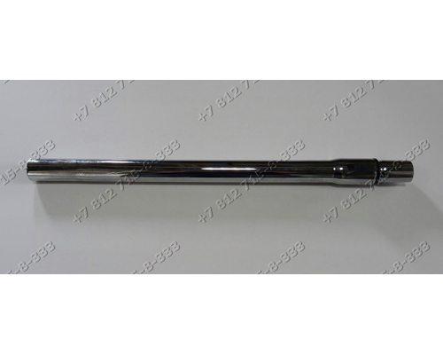 Телескопическая труба D 35 мм хром универсальная для пылесоса