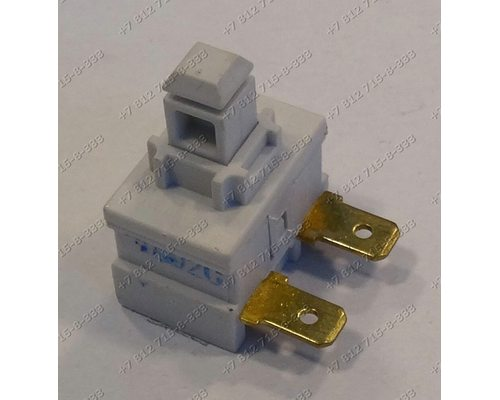 Выключатель пылесоса Redmond RV-309 RV309, Vitek VT-1823SR, VT1823SR