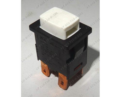 Выключатель для пылесоса Thomas 788535 TWIN TT Aquafilter