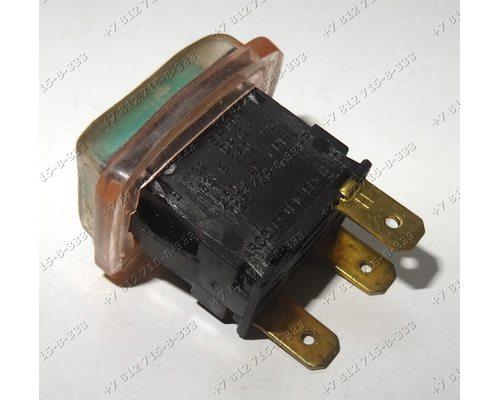 Выключатель (вкл-выкл насоса) для пылесоса VAX