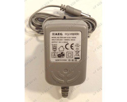 Зарядное устройство пылесоса Electrolux ZB2932, ZB2935, ZB2952P, ZB2816, ZB2925, AEG, Ergorapido