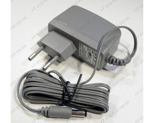 Зарядное устройство пылесоса Electrolux ZB2904X, ZB2904C, ZB2904B, AEG Ergorapido