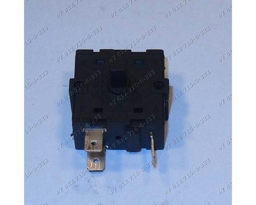 Переключатель 3-х позиционный 3 контакта 125VAC 25A 250VAC 16A для радиатора
