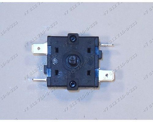 Переключатель 3 позиции 5 контактов для радиатора