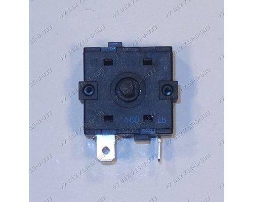 Переключатель 6 позиций 3 контакта для радиатора