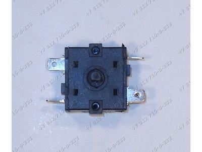 Переключатель для радиатора 6 позиций (5+0 положений) 5 контактов