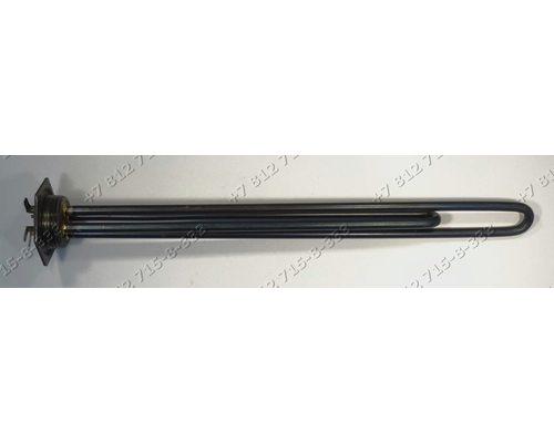Тэн 2500W (1100W+1400W) 230V 390 мм Италия для масляного радиатора