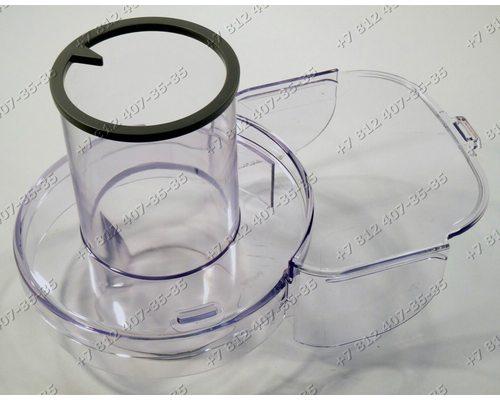 Крышка для соковыжималки Kenwood JE720 JE730 (с пластиковым горлышком)