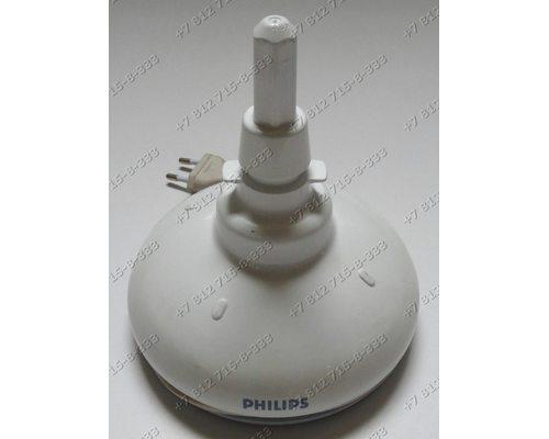 Моторная часть с сетевым шнуром и штоком для соковыжималки Philips HR2737/70