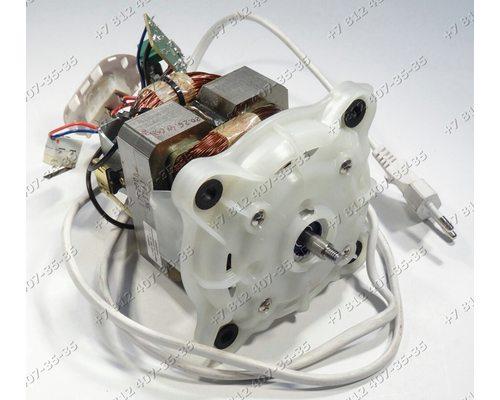 Мотор для соковыжималки Moulinex JU400X JU40013E/2DA-1609 BKA1 BKA3 JU4001