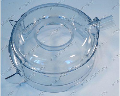 Емкость для слива сока для соковыжималки Bork S700, JUCUP23130SI