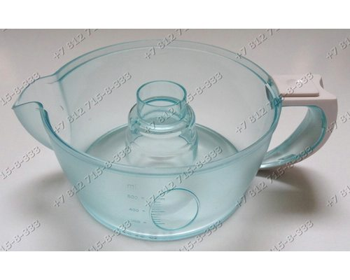 Чаша для соковыжималки Vitek VT1612