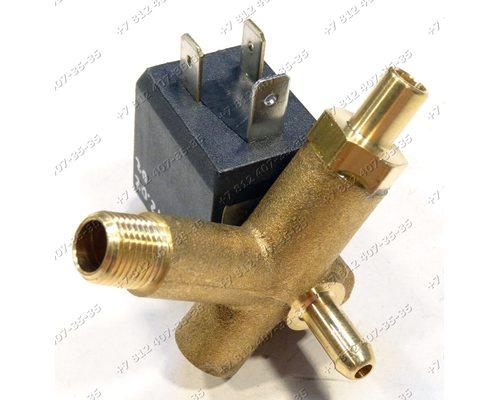 Клапан электромагнитный CEME 4W 1/8 для утюга Delonghi
