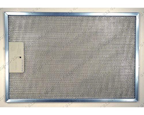 Жировой фильтр 247*366 для вытяжек Elica GENOVA