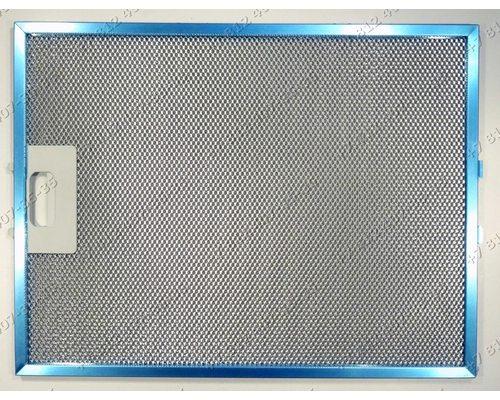 Жировой фильтр 277*363*9 мм для вытяжек Elica, Jet Air F00284, FA0284