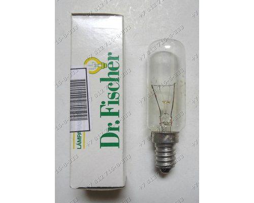 Лампочка E14 40W для вытяжки
