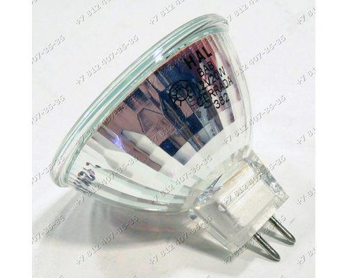 Лампочка в сборе галогеновая для вытяжки Kuppersbusch KD 9475.0 E KD9475.0E (701994)