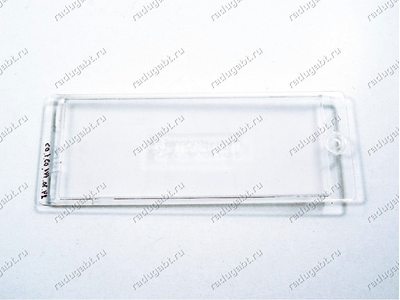 Плафон лампочки пластик max 40W 65*170 мм для вытяжки Elica