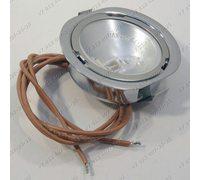 Лампочка в сборе галогеновая 20W 12V 0.3 m G4 для вытяжки Gorenje DTG6330E