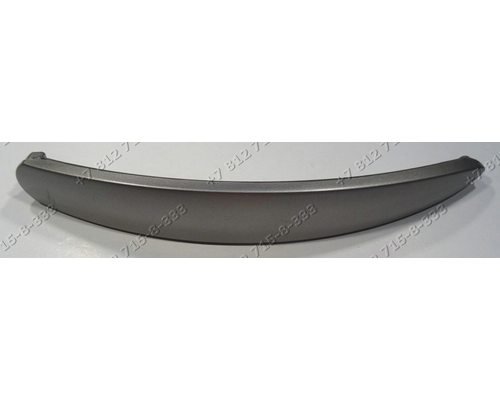 Ручка дверцы СВЧ Samsung C106R C105AFR-5/BWT C106R-5D/BWT