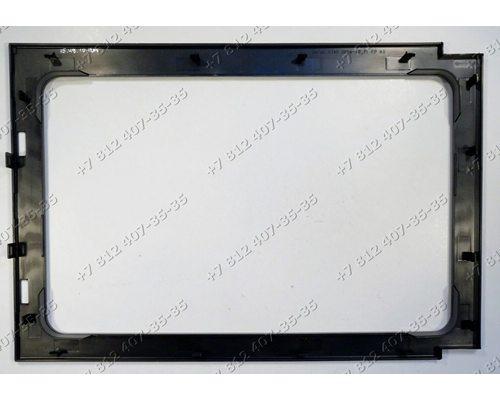 Внутренняя часть дверцы СВЧ Samsung M1714R FW77SSTR/BWT, FW77SR W/BWT