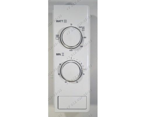 Панель управления в сборе для СВЧ LG MH6022D MH6023D