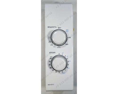Панель управления в сборе для СВЧ LG MB-4027C MB4027C