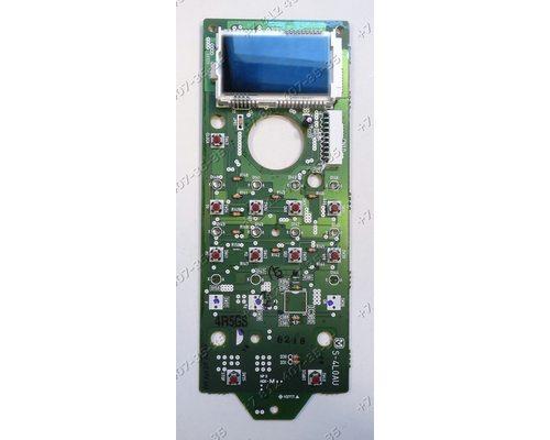 Плата индикации с диcплеем для СВЧ Siemens HF17056/02