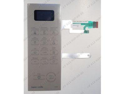 Сенсорное управление для СВЧ Samsung PG838R, PG838R-S/BWT, PG838-S/XST, PG838-S/XSP, PG838R/BWT