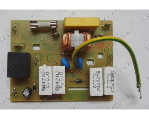 Электронный модуль для СВЧ Midea MM717CMF