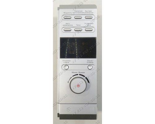 Панель управления в сборе для СВЧ Gorenje M017DS-UR 372957, M017DSUR