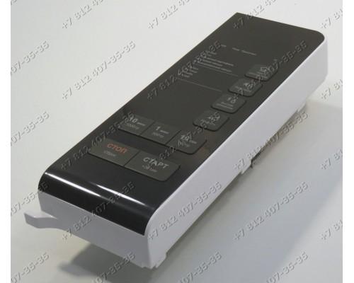 Передняя панель - панель управления в сборе для СВЧ Daewoo KOR-663K