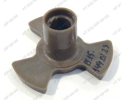 Коплер для микроволновой печи BBK 20MWS-773M/B-M - H общ 19 мм, H штока 15 мм