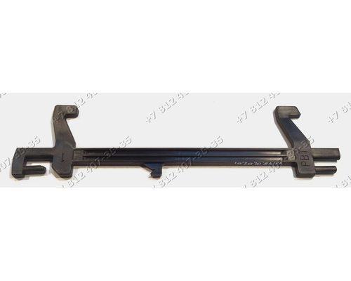 Крючок дверцы СВЧ AEG, Electrolux, Zanussi L 195 мм