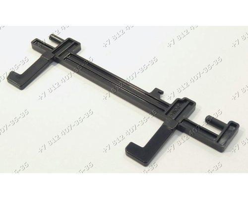 Крючок дверцы для СВЧ Electrolux, Zanussi, AEG MC1751E, MC1761E, MCD1751E, MCD1761E