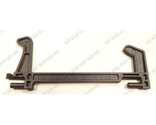 Крючок дверцы для СВЧ Bosch HMT85G650, Siemens HF25G560, Gaggenau BM220100, Neff C54L60N0