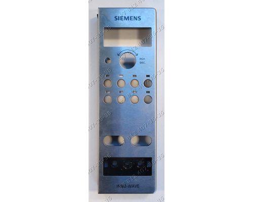 Передняя панель для СВЧ Siemens HF17056/02
