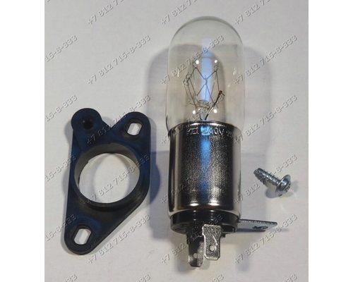 Лампочка для СВЧ Electrolux EMS17206X, Zanussi, AEG