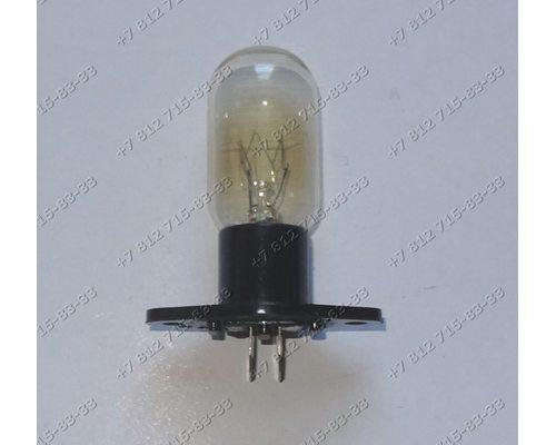 Лампочка для микроволновки LG и тд MB-3724, MB-3744, MB-3924, MB-3944, MB-4022