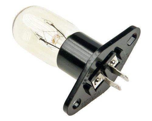 Лампочка для микроволновой печи T170 20W прямые контакты