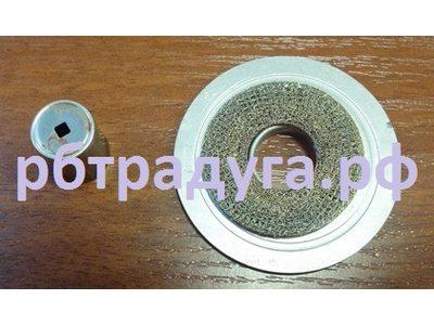 Головка от магнетрона микроволновой печи LG 2M167B-M47 с пластиной