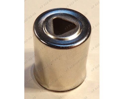Колпачок магнетрона внутренний диаметр 14 мм высота 18 мм для СВЧ