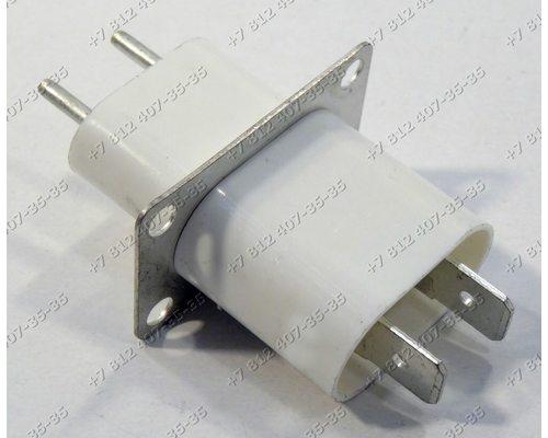 Конденсатор проходной - разъем подключения магнетрона для микроволновой печи