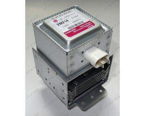 Магнетрон 2M214-21GKH для СВЧ LG