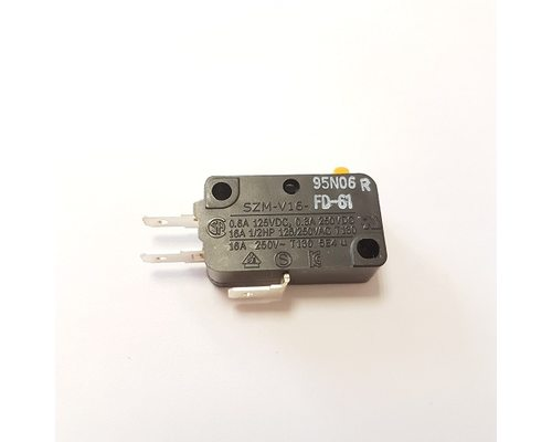 Микровыключатель для СВЧ Samsung, LG, Daewoo 3 контакта SZM-V16 3405-001032 (6600W1K001B) - ОРИГИНАЛ