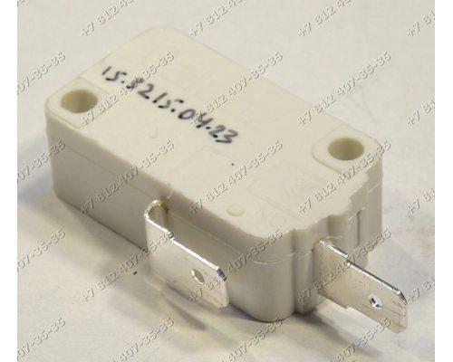 Микровыключатель для СВЧ Gorenje 20MWS773M/B-M Sinbo SMO3651